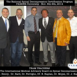Bay Area, Dr. Ferrigno Team