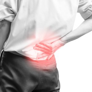 lower back pain due to slipped disc - San Matteo & Campbell, CA